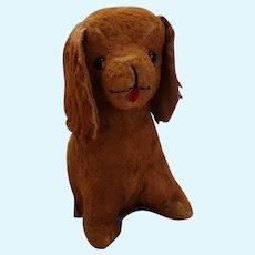 Vintage Toy Stuffed Dog Toy Doll Companion  Circa 1940's
