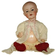 "1913 Kammer&Reinhardt  16"" Baby Doll Mold#127"