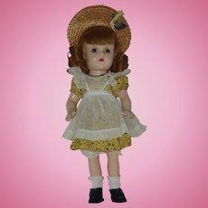"""15""""  Madame Alexander 'Flora McFlimsey'  Doll 1938-1944"""