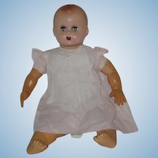"Vintage 24"" Ideal Tickletoes Baby Doll 1928-1930"