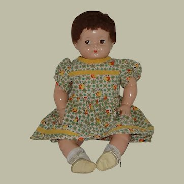 "18"" Composition Effanbee 'Baby Bright Eyes' Doll"