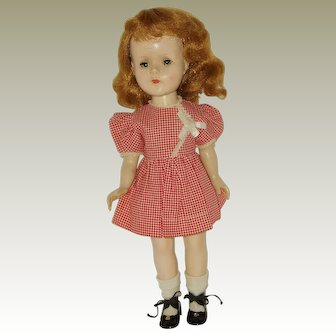 "Vintage 15""  Sweet Sue Walker Doll Circa 1954"