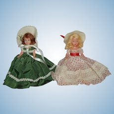 "2 61/2"" Nancy Ann Story Book Dolls"