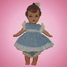 "Vintage 7"" Vinyl Doll"