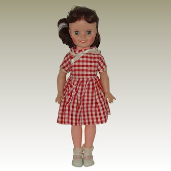 1960's Celebrity Doll Angela Cartwright/ Linda Williams