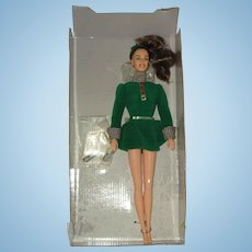 "11 1/2"" Olympic Gold Medalist  'Katia Gordeeva' Doll  Mint In The Box"