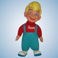 "15"" Beany Character Doll Circa 1960's"