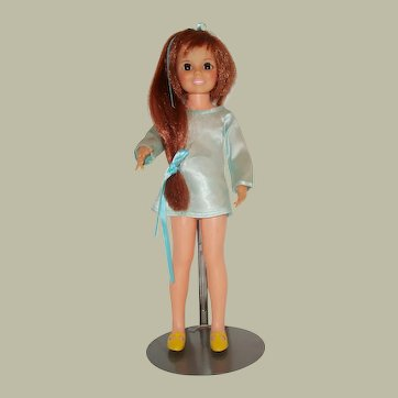 "18"" Ideal Crissy Doll"