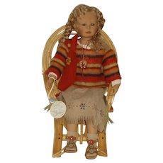 2002 ZAPF Designer Doll