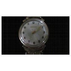 Men's Bulova Accutron 10KGF Wrist Watch, M9, 1969