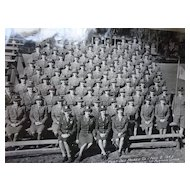 Original WAC Unit Photograph, 8th Co, 1st Reg, Nov 2, 1943