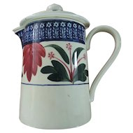 Maestricht Holland Pitcher with Lid