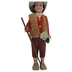 Costume Doll, Magis, Roma Shepherd Boy