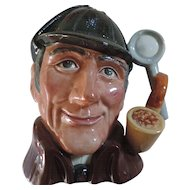 Royal Doulton Character Mug, The Sleuth,
