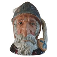 Royal Doulton Character Pitcher, Don Quixote