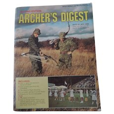 Archer's Digest, 2nd Ed, Jack Lewis, 1977