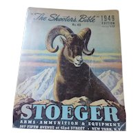 Stoeger's The Shooter's Bible, Catalog, 1949