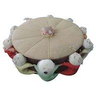 Chinese Pin Cushion