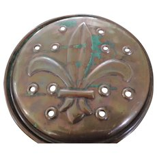 19th Century Copper Bed Warmer