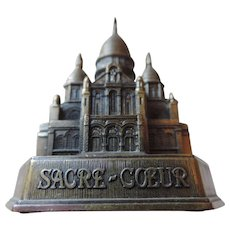 Souvenir Architectural Model, Sacre Coeur, Paris