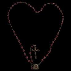 Roman Catholic Sacred Heart Rosary