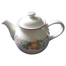 Corelle Coordinates Stoneware Teapot