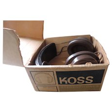 Koss SP-3XC Stereo Head Phones, Original Box