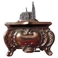 Musical Trinket Box, Koln(Cologne) Cathedral