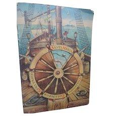 Christopher Columbus Genuensis Santa Maria, Vojtech Kubasta Pop-Up Book