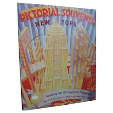 Pictorial Souvenir, New York, 1950