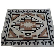 "Navajo Saddle Blanket, 30"" X 38"""