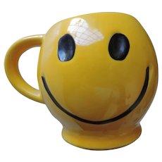 McCoy Smiley Face Mug