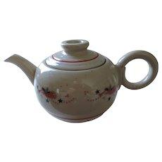 Epoch Christmas Tea Pot