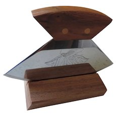 The Alaska Ulu, Souvenir Item, Original Box