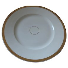 "Haviland Limoges Wedding Ring Pattern Dinner Plates, 9 1/2"", Set of 7"