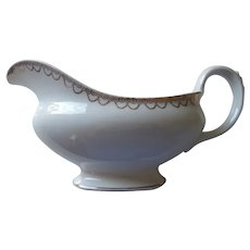 KTK, Knowles Taylor and Knowles Gravy Boat