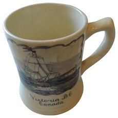 Victoria B. C. Canada Mug, Primchta, London, England