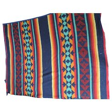 "Beacon Blanket, Bright Colors, 55"" X 72"""