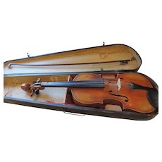 Giovan Paolo Maggini Replica Violin, 1900, Made In Germany