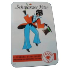 Schwarzer Peter, German Card Game
