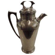 Derby SP Co./International Silver, Cocktail Shaker