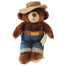 "Smokey Bear Plush Teddy Bear, 16"", Three Bears Inc."