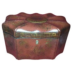 "Very Nice Bombay Co. ""New Old Stock"" Jewelry Box."