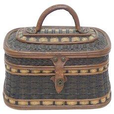 Very Charming French Ladies Purse or Handbag