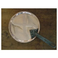 English Copper Pan Cover, Downton Abbey