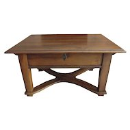 Continental Antique Cherry Coffee Table