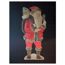 Vintage German Santa Claus, St. Nicholas, Christmas