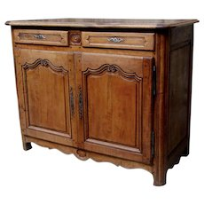 19th Century Pear Wood Buffet