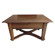 Antique Continental Coffee Table