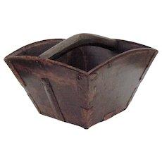 Chinese Rice Bucket